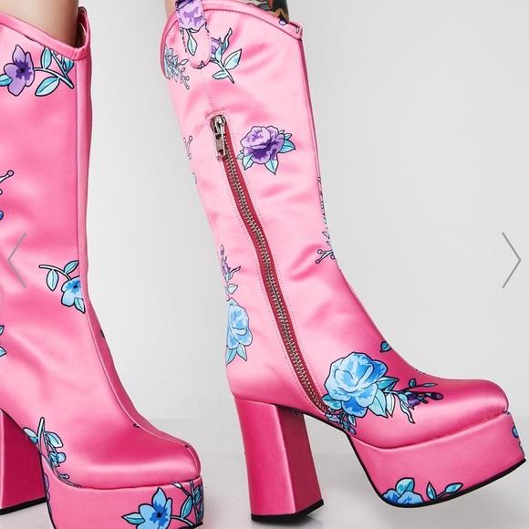 188c7159f9db4 Shoes | Sugar Thrillz Wilder Out West Boots | Poshmark